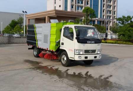 专威牌HTW5070TSLE型万博网页版登录首页多利卡扫路车
