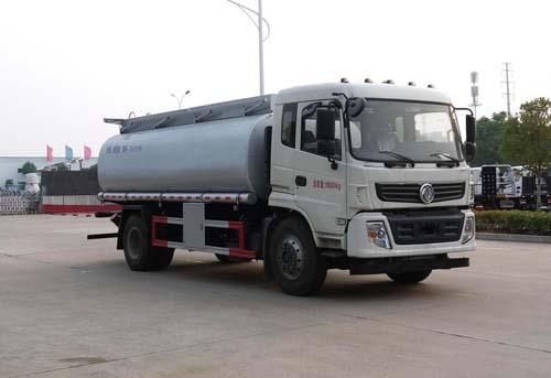 专威牌HTW5180GSYER型万博网页版登录首页食用油运输车