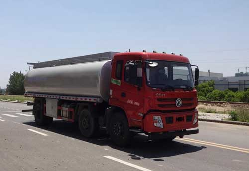 万博网页版登录首页食用油运输车专威牌HTW5256GSYET型食用油运输车