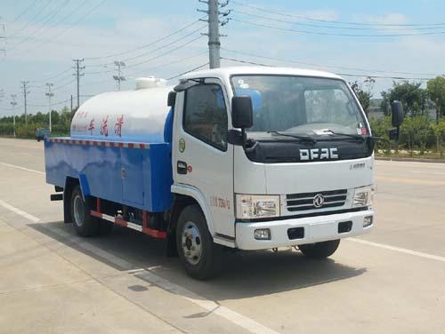 专威牌HTW5070GQXE型清洗车