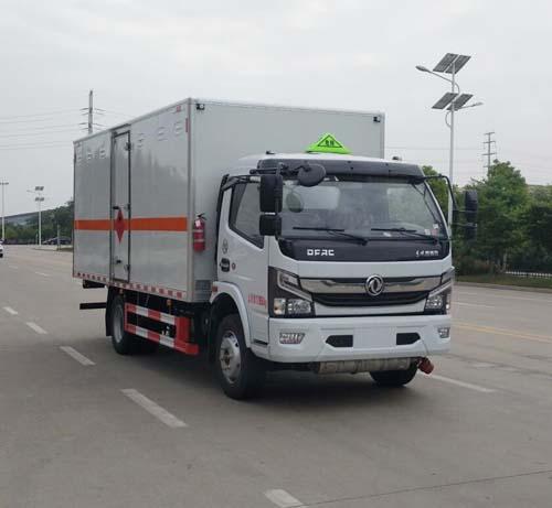 国六万博网页版登录首页多利卡d7易燃气体厢式运输车