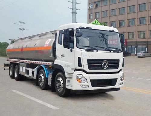 万博网页版登录首页天龙四轴铝合金运油车(介质:柴油)25.6立方米