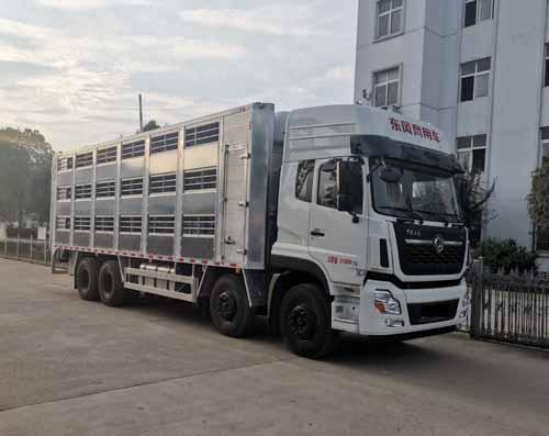 万博网页版登录首页天龙前四后八国五畜禽运输车、9米6猪苗车