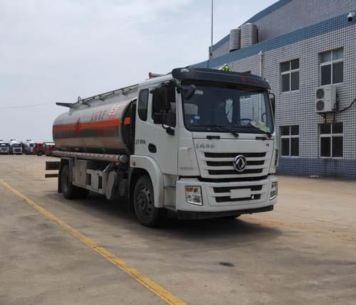 专威牌HTW5180GYYLEZQ6型铝合金运油车