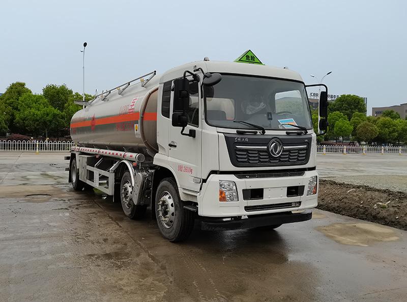 专威牌HTW5261GYYLDQ6型铝合金运油车