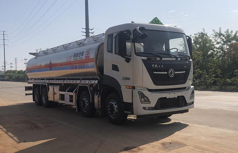 专威牌HTW5322GYYLDQ6型铝合金运油车